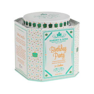 Birthday Party, Special Tin of 30 Sachets