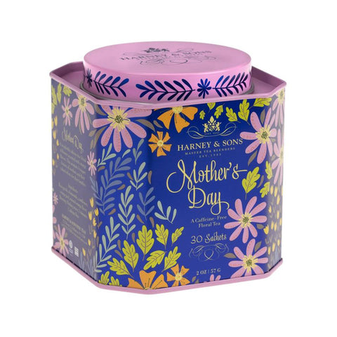 Mother's Day, Special Tin of 30 Sachets