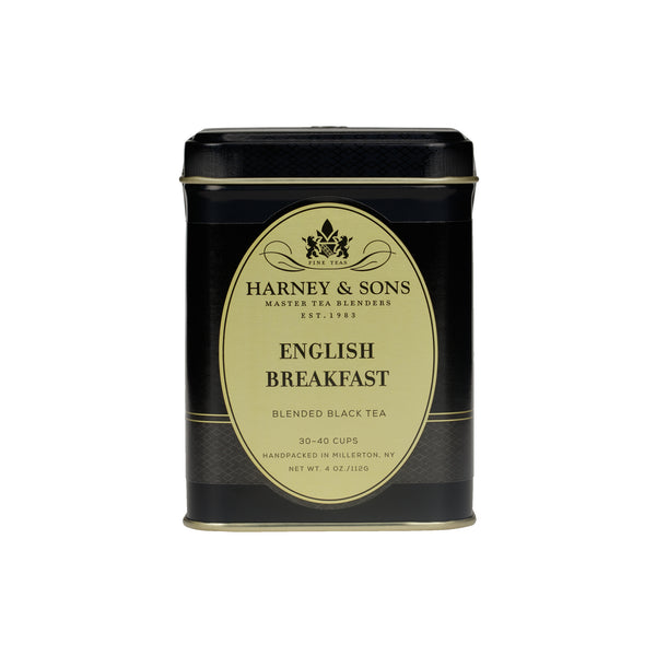 English Breakfast, Loose Tea 4oz