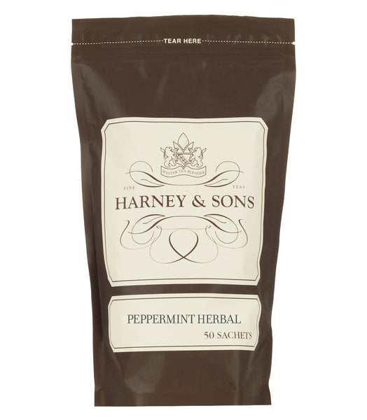 Peppermint Herbal, Bag of 50 Sachets