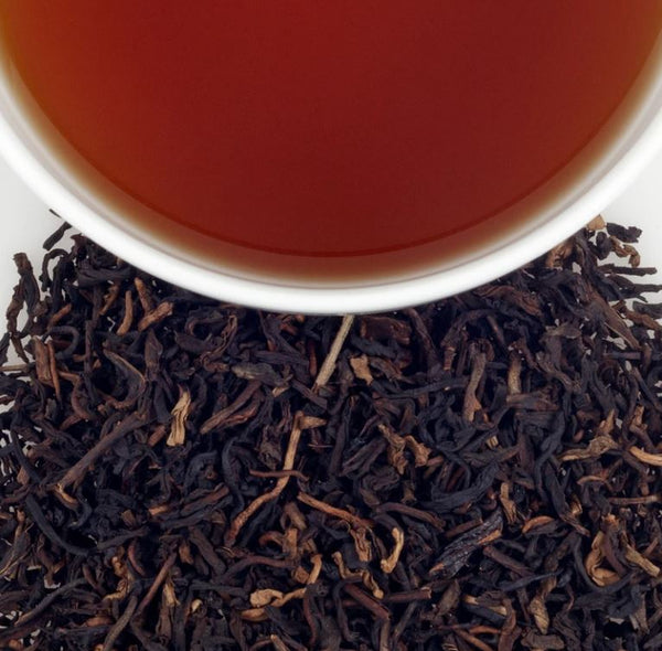 Midsummer's Peach (Decaf), Loose Tea 4oz