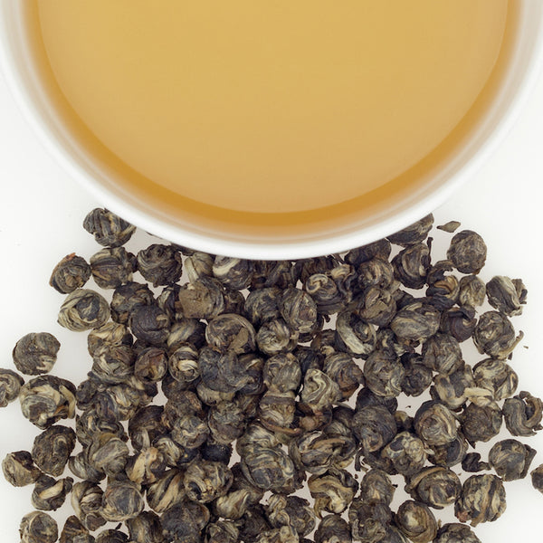 Dragon Pearl Jasmine, Loose Tea 4oz