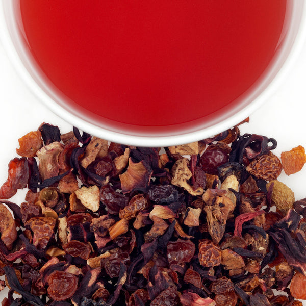 Strawberry Kiwi Fruit Tea, Loose Tea 4oz