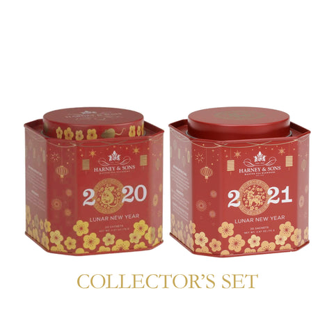 Lunar New Year Tea - Collector's Set, Special Tin of 30 Sachets