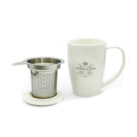 Harney & Sons Sampler Mug with Infuser