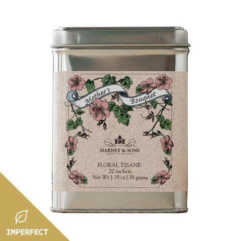 Mother's Bouquet, Imperfect Special Tin of 20 Sachets