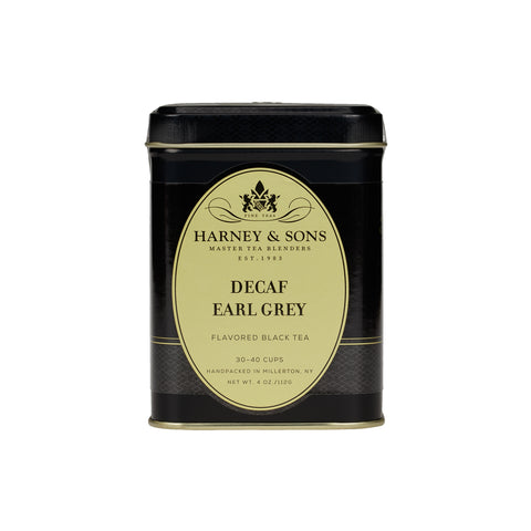 Decaf Earl Grey, Loose Tea 4oz