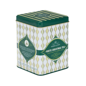 White Christmas Tea, Tin of 20 Sachets