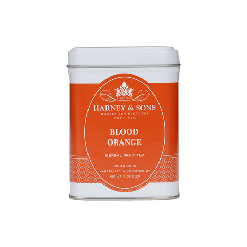 Blood Orange Fruit Tea, Loose Tea 4oz