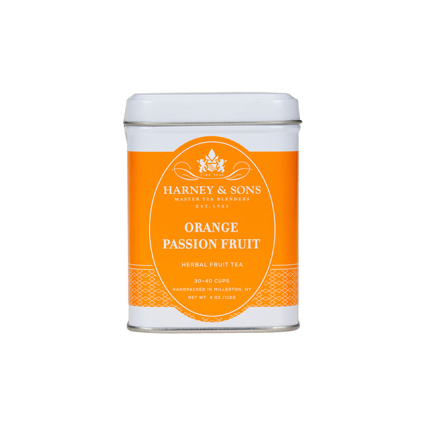 Orange Passion Fruit, Loose Tea 4oz