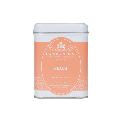 Peach Fruit Tea, Loose Tea 4oz