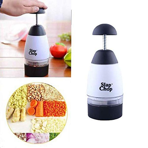 Practical Single Cup Garlic Presses Chopper Fruit Vegetable Cutter Salad Chopper Cut Slicer