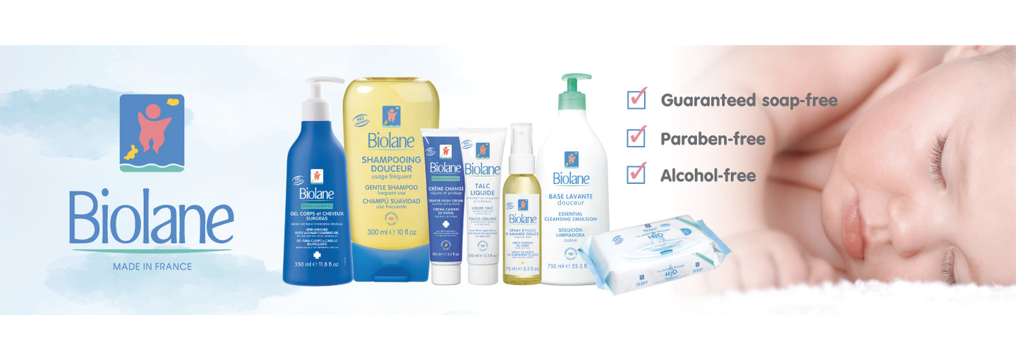 Biolane , baby skin care, diaper cream , baby wipes, mom care, baby care, eczema, sensitive skin