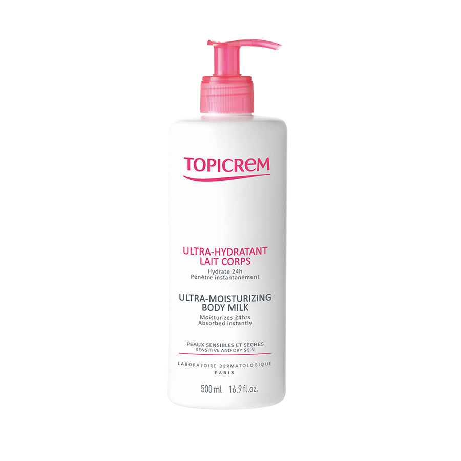 Topicrem Ultra-Moisturizing Body Milk