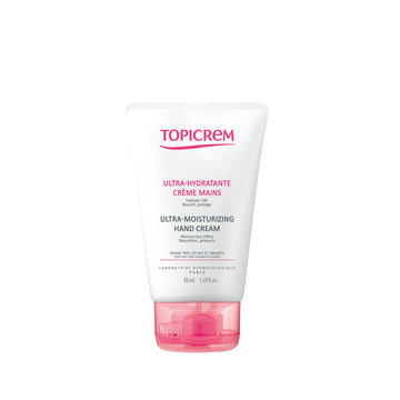 Topicrem Ultra-Moisturizing Hand Cream