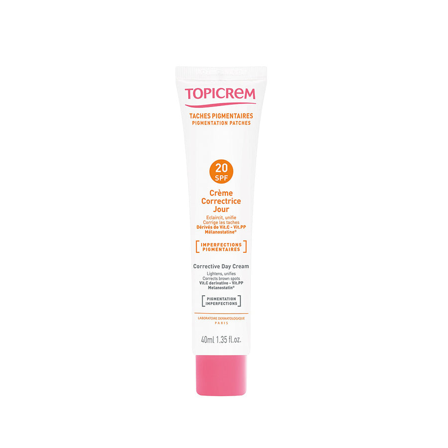 Topicrem Corrective Day Cream SPF20