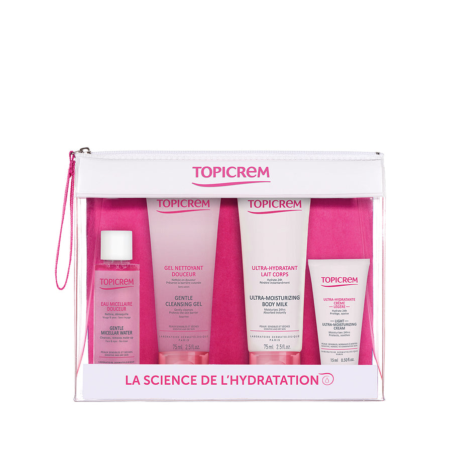 Topicrem Travel Set