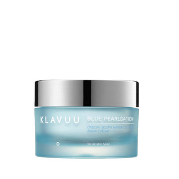 Klavuu Blue Pearlsation One Day 9 Cups Marine Collagen Aqua Cream 50ml