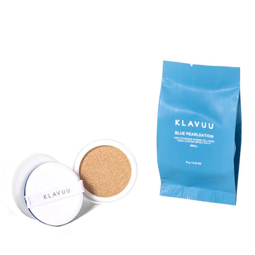 Klavuu Blue Pearlsation High Coverage Marine Collagen Aqua Cushion (Refill)