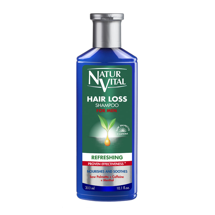 NaturVital Hair Loss Shampoo - For Men