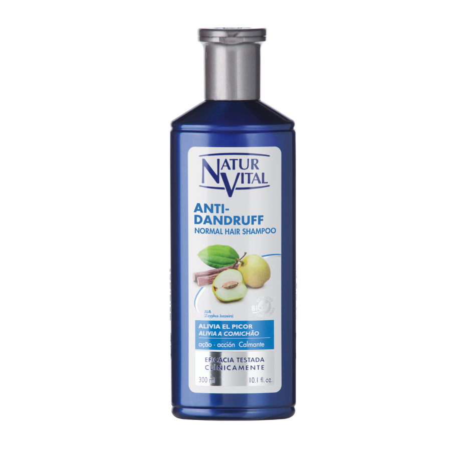 NaturVital Anti-Dandruff Shampoo - Normal Hair