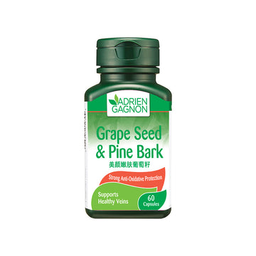 Adrien Gagnon Grape Seed & Pine Bark 50mg