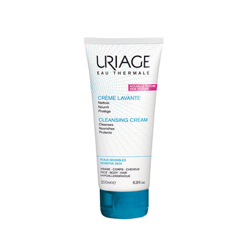 Uriage Soap-Free Liquid Cleanser (Crème Lavante)