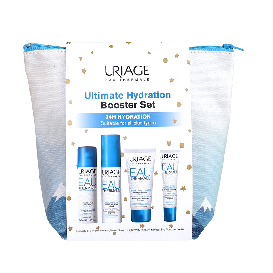 Uriage Ultimate Hydration Booster Set