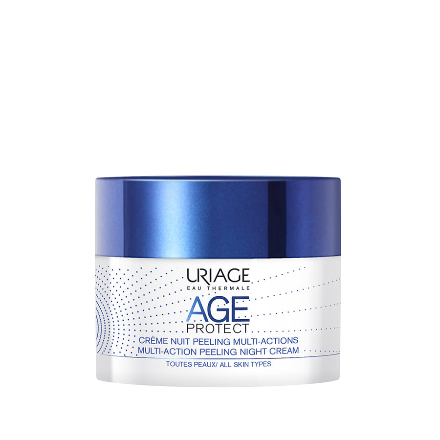 Uriage Age Protect Multi-Action Peeling Night Cream