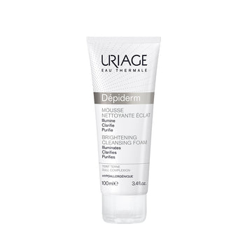 Uriage Depiderm White Lightening Cleansing Foam