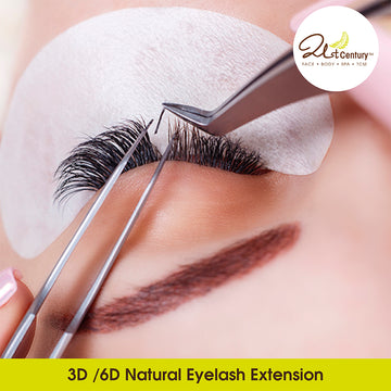 3D /6D Natural Eyelash Extension