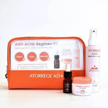 Atorrege Ad+ Anti-Acne Regimen Kit