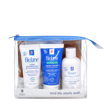Biolane Travel Set