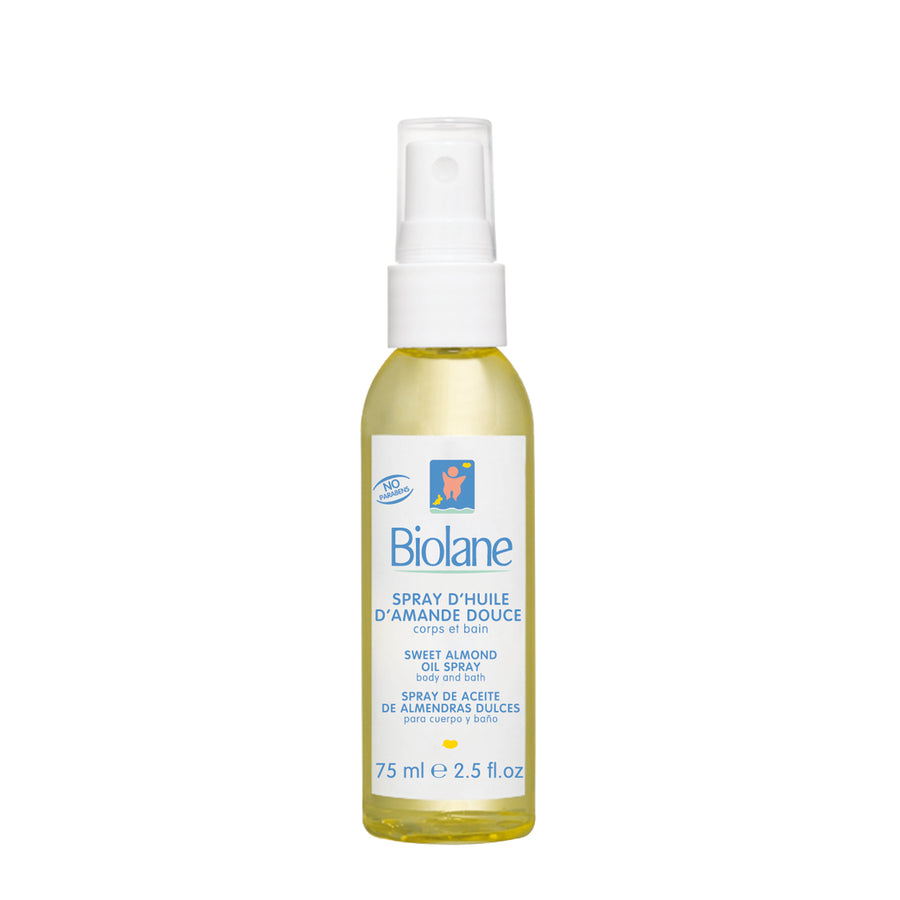 Biolane Sweet Almond Oil Spray