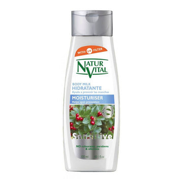 NaturVital Sensitive Moisturising Body Milk