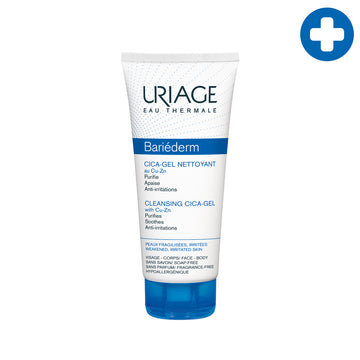 Uriage Bariederm Cleansing Cica-Gel