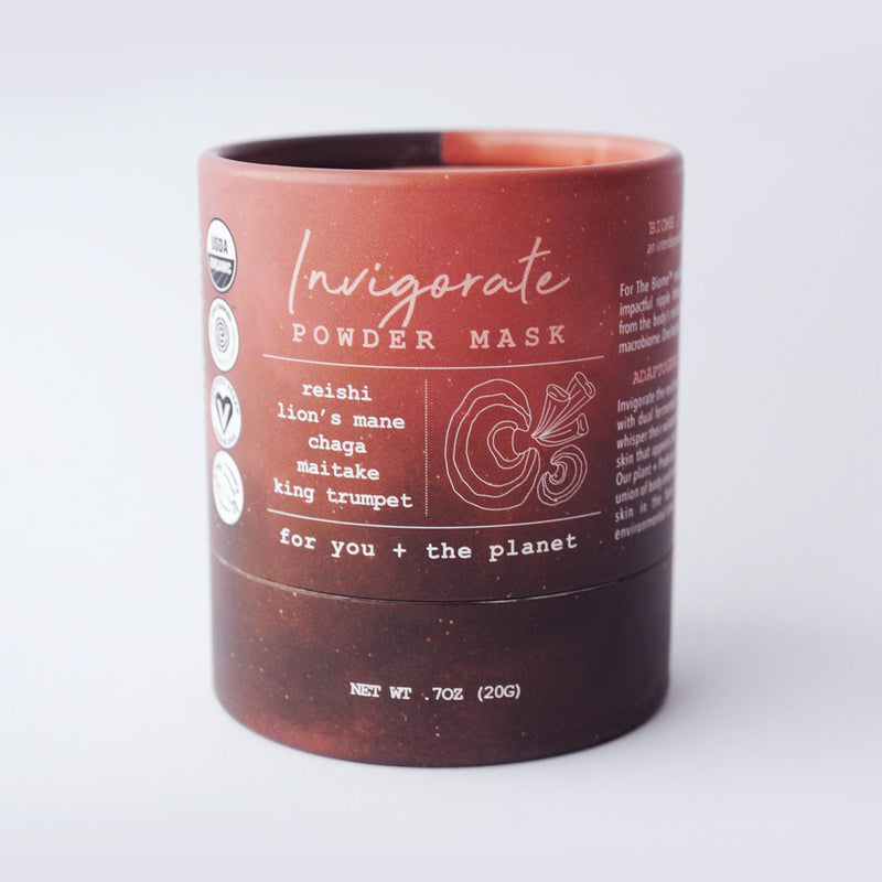 Invigorate Powder Mask