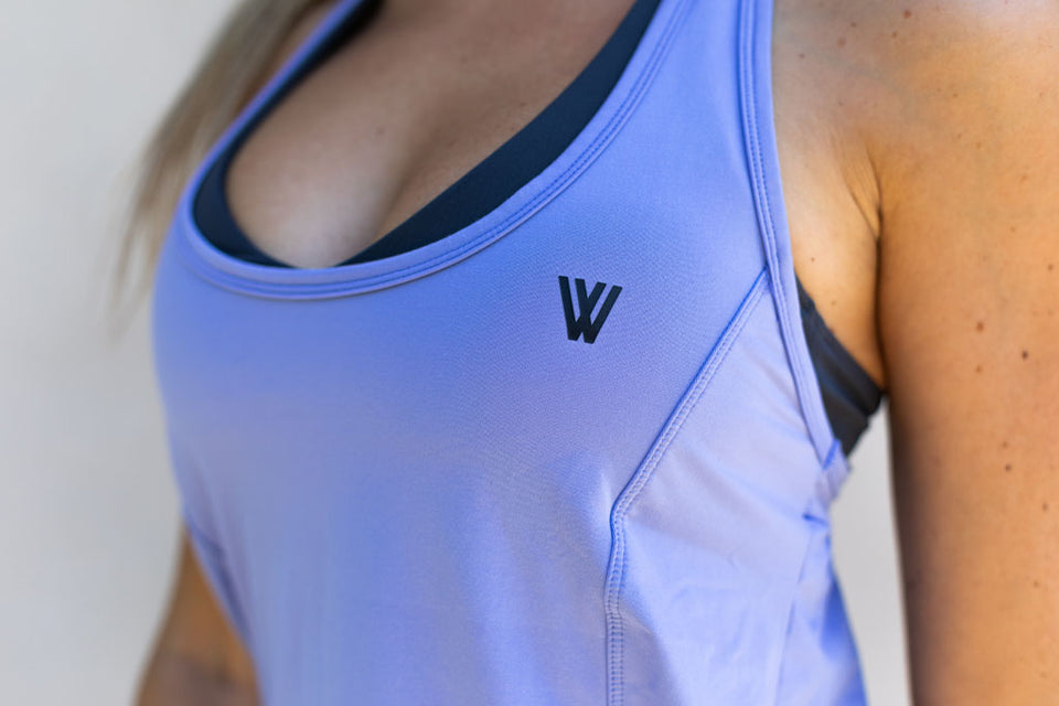 PERFECT VEST Lilas