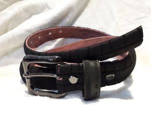 Upcycled Belt Kevin