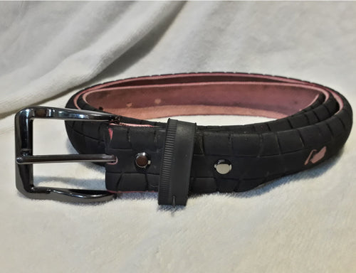 Upcycled Belt Lazir