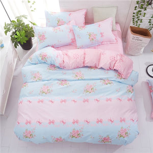 Comfort Den - Classic bedding pillow and duvet set