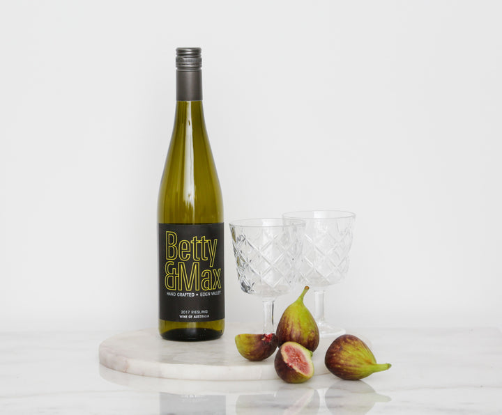 White - Betty & Max 2017 Eden Valley Riesling