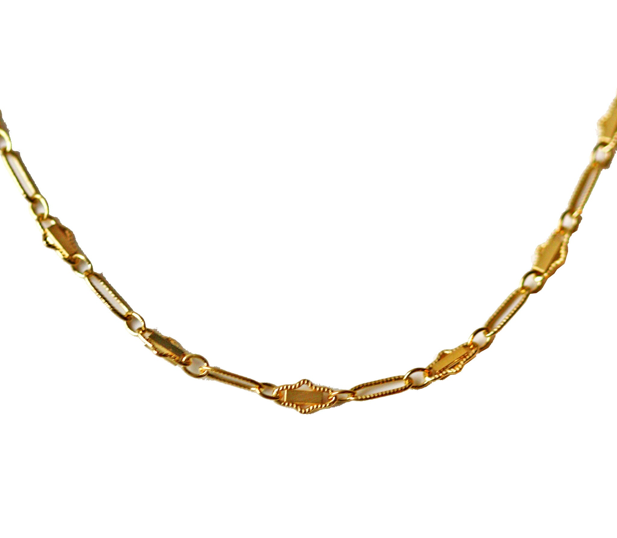 choker necklace - gold
