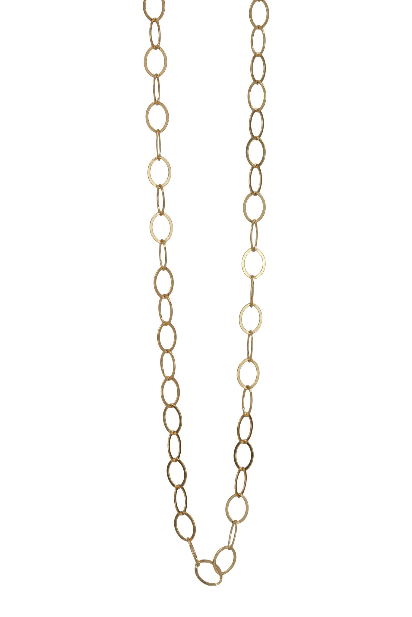 not-so-basic gold chain