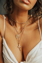 daga necklace
