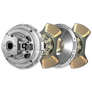 AT Clutches 14in Single & Double Plate Truck Clutch Kit