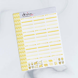 2020 Wacky Holidays Calendar Coordinated Sticker Bundle