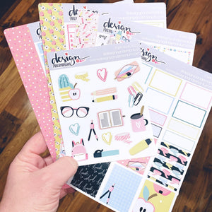 Full Weekly Kit - School Stationery