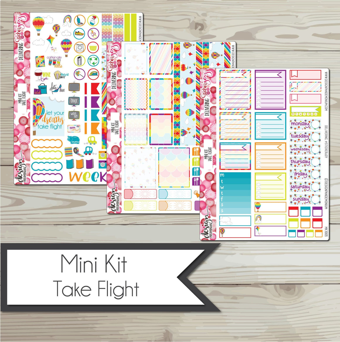 Mini Kit - Take Flight