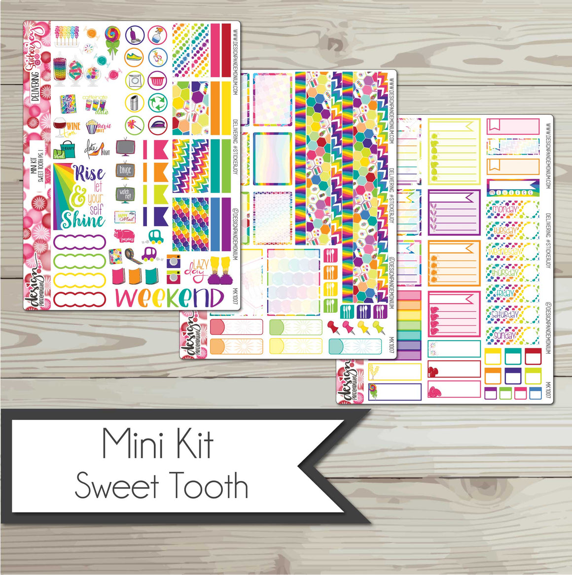 Mini Kit - Sweet Tooth